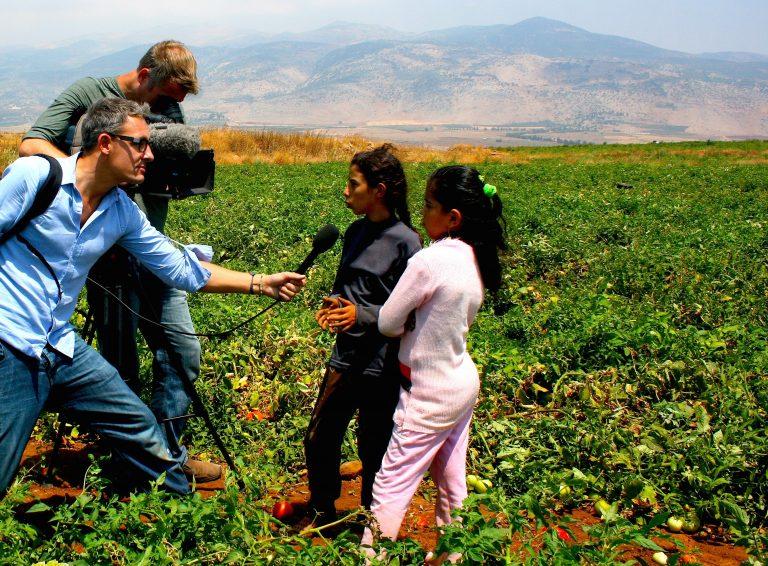 VACATURE: Kindercorrespondent zoekt verslaggevers