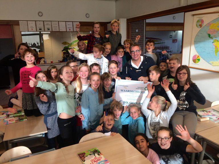 Kindercorrespondent wint Nationale Jeugdhulpprijs