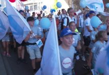 Vlaggenparade